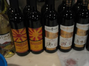 Shemesh & Kadesh Barnea Wines