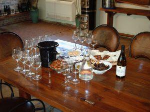 Ella Valley Tasting Table