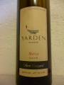 2006 Yarden Merlot, Odem Organic SingleVineyard