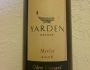 2006 Yarden Merlot, Odem Organic Single Vineyard