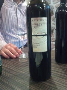 2008 Barkan Altiutude 720+ Cabernet Sauvignon