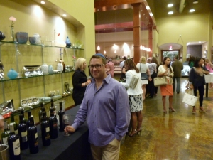 2012 IFWF in Oxnard picture of the Portugal and Argentina wines 2