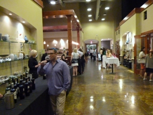 2012 IFWF in Oxnard picture of the Portugal and Argentina wines 4
