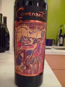 2003 Covenant Cabernet Sauvignon