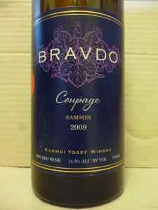 2009 Bravdo Coupgae