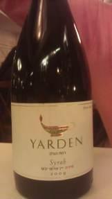 2009 Yarden Syrah