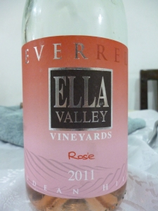 2011 Ella Valley Rose, Everred