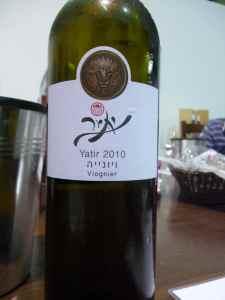 2010 Yatir Viognier-small