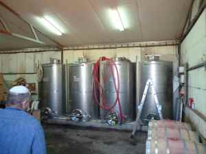 Beit El Winery tanks-small