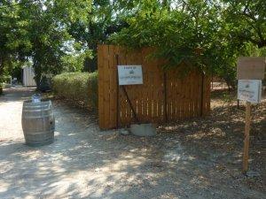 herzberg winery entrance