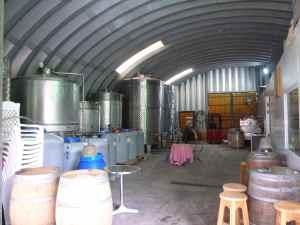 Yaffo Winery - inside 2-small