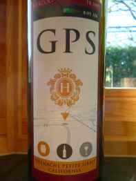 2009 Herzog Grenache, Petite Sirah, GPS-small