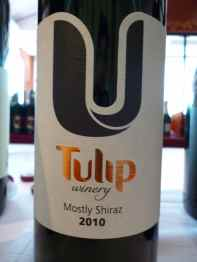 2010 Tulip Mostly Shiraz_