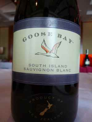 2012 Goose Bay Sauvignon Blanc_