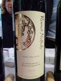 2011 Ramot Naftaly Caberent Sauvignon-