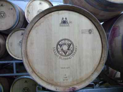 Har Bracha Barrel Room 4