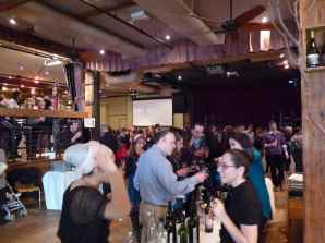 Jewish Week crowd at the City Winery 2-