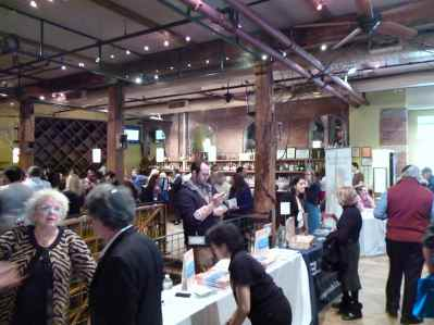 Jewish Week crowd at the City Winery 4-