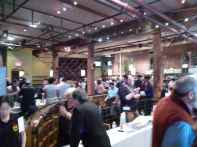 Jewish Week crowd at the City Winery-