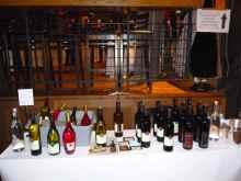 Recanati Wine Table at JW 3-