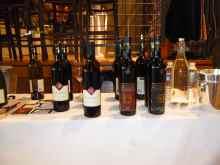 Recanati Wine Table at JW-