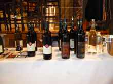 Recanati Wine Table at JW-