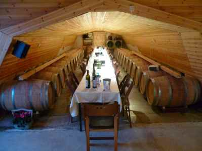 Tura Winery Tasting Room