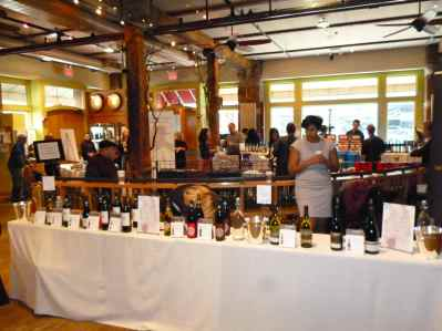 Yarden Wine Table at Jewish Week-
