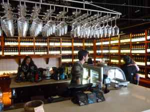 Tishbi Winery Tasting Bar 2