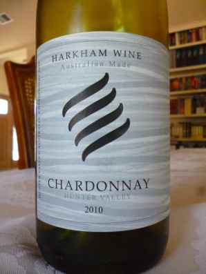 2010 Harkham Winery Chardonnay, Hunter Valley