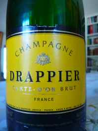 N.V. Champagne Drappier, Carte D'Or, Brut