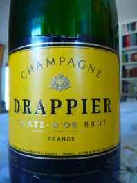 N.V. Champagne Drappier, Carte D'Or, Brut