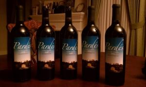 Pardes wines from 2008 and 2009