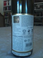 2006 Ella Valley Cabernet Franc - back label