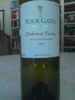 2007 Four Gates Cabernet Franc