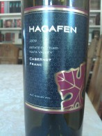 2009 Hagafen Cabernet Franc