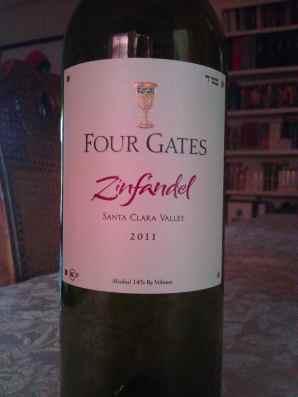 2011 Four Gates Zinfandel