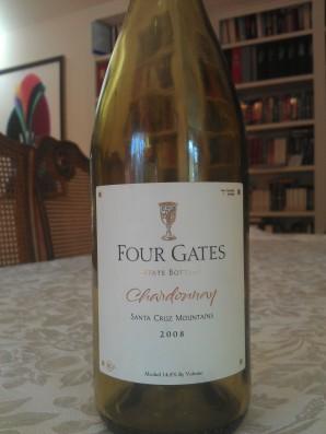 2008 Four gates Chardonnay