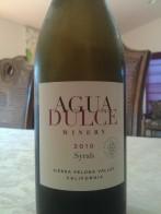 2010 Agua Dulce Syrah