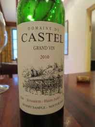 2010 Domaine du Castel Grand Vin