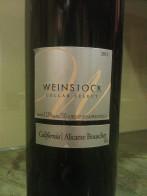 2011 Weinstock Alicante Bouschet