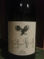 2012 Eagles landing Syrah
