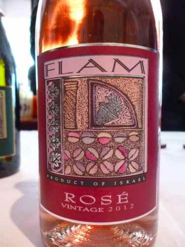 2012 Flam Rose