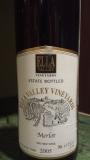 Ella Valley Merlot and a not so good kosherMalbec