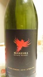 2010 Maresha Pinotage:Syrah