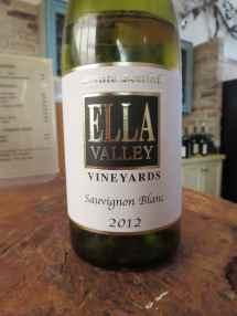 2012 Ella Valley Sauvignon Blanc