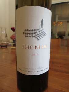 2011 Tzora Shores Red Blend