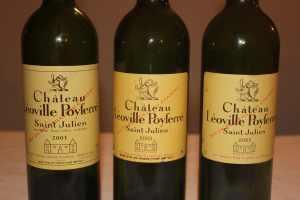 Leoville Bottles