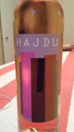 2013 Hajdu Pinot Gris, Rose