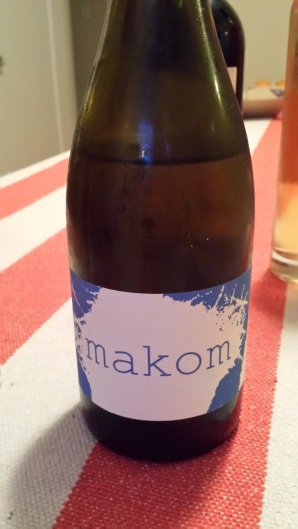2013 Makom Grenache Blanc